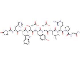Gonadorelin Acetate (33515-09-2 free base)