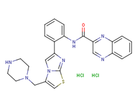 SRT 1720 dihydrochloride[925434-55-5(free base)]