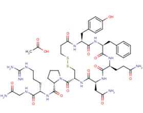 Desmopressin acetate (16679-58-6 free base)