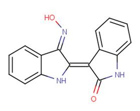 Indirubin-3'-monoxime