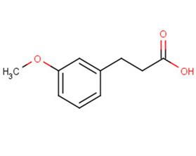 3-(3-Methoxyphenyl)propionic acid