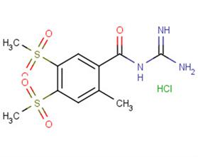 Rimeporide hydrochloride