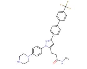 OSU-T315 (1,5-regioisomer)