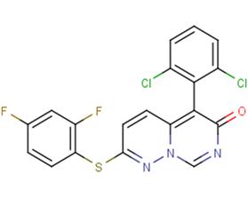 Neflamapimod