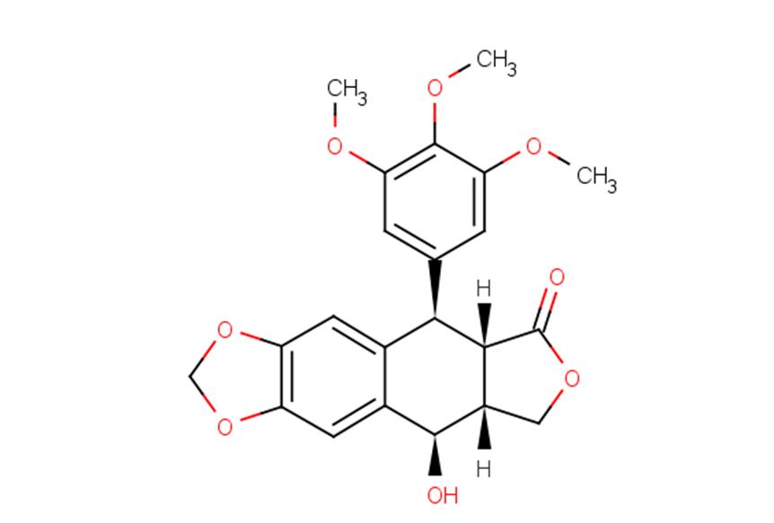 Picropodophyllin