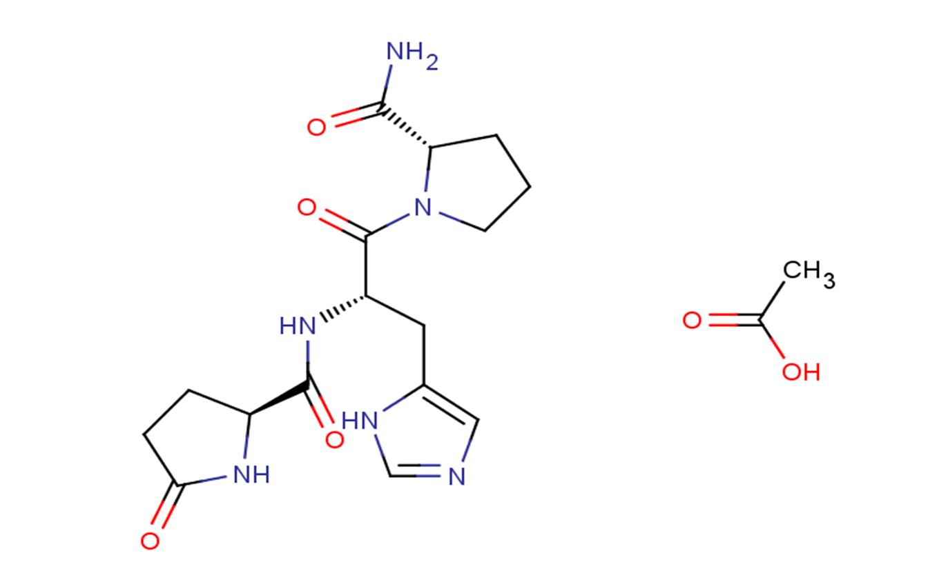 Protirelin Acetate(24305-27-9 free base)