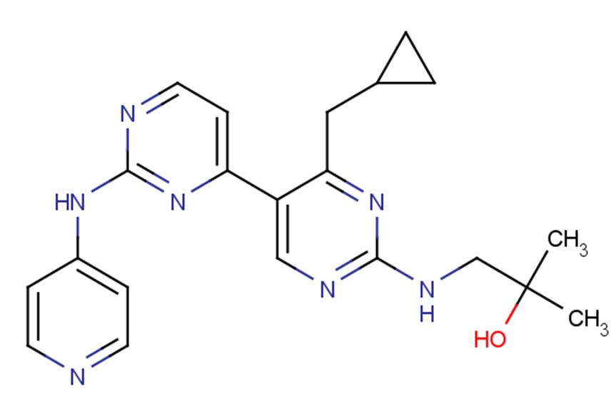 VPS34 inhibitor 1 (Compound 19, PIK-III analogue)