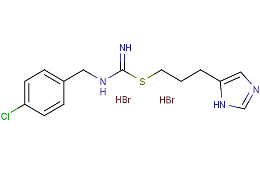 Clobenpropit dihydrobromide