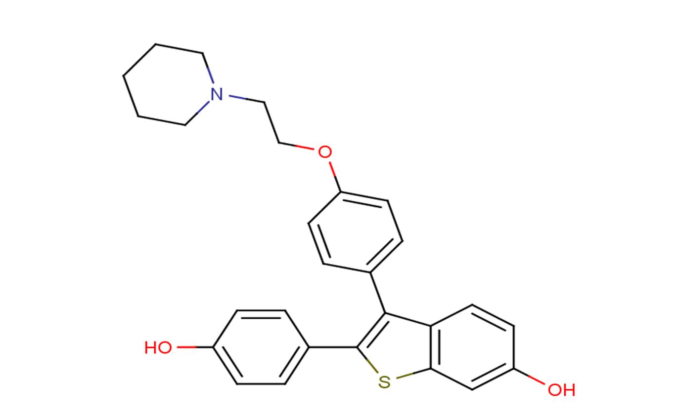 Desketoraloxifene
