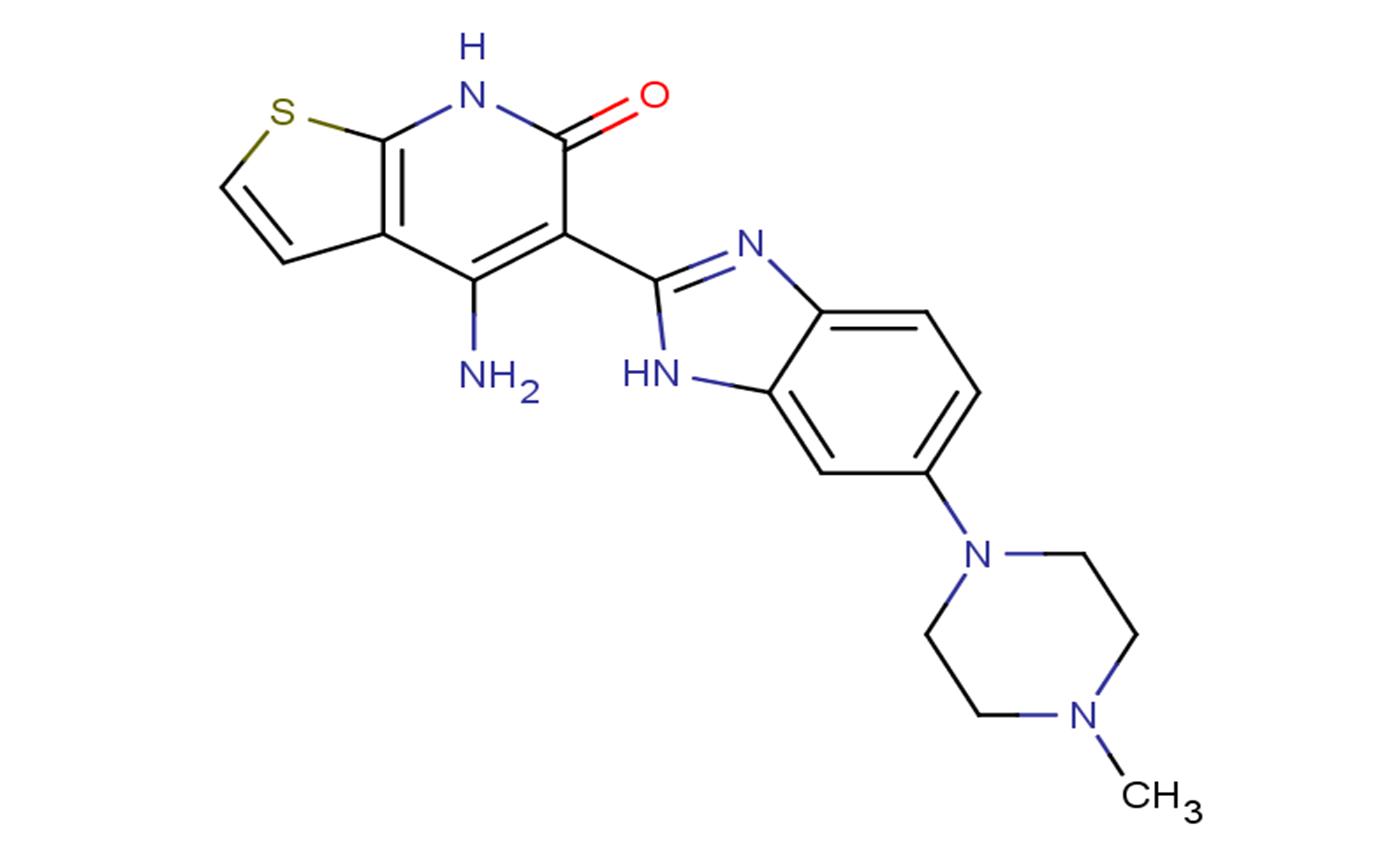 HPK1-IN-2 dihydrochloride