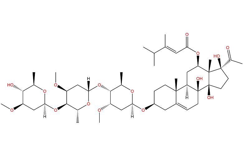 Otophylloside B