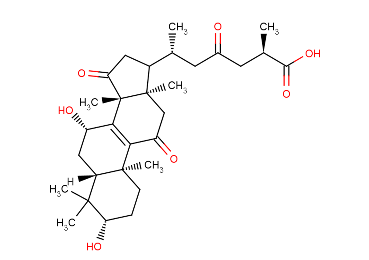 Ganoderic acid B