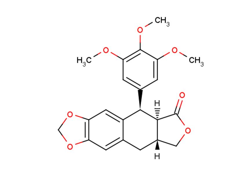 Deoxypodophyllotoxin