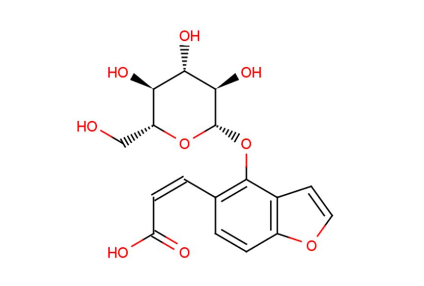 Isopsoralenoside
