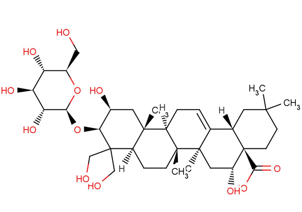 3-O-beta-D-Glucopyranosylplatycodigenin