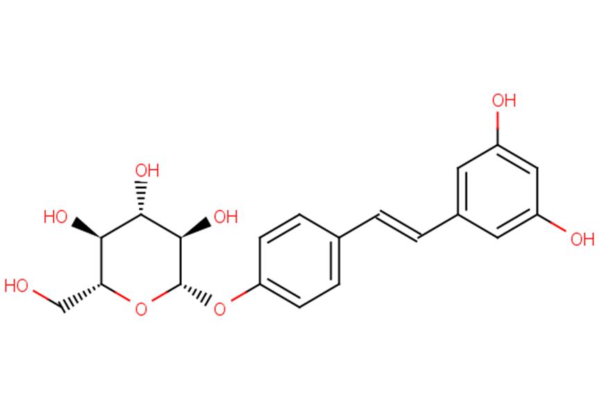 Resveratroloside