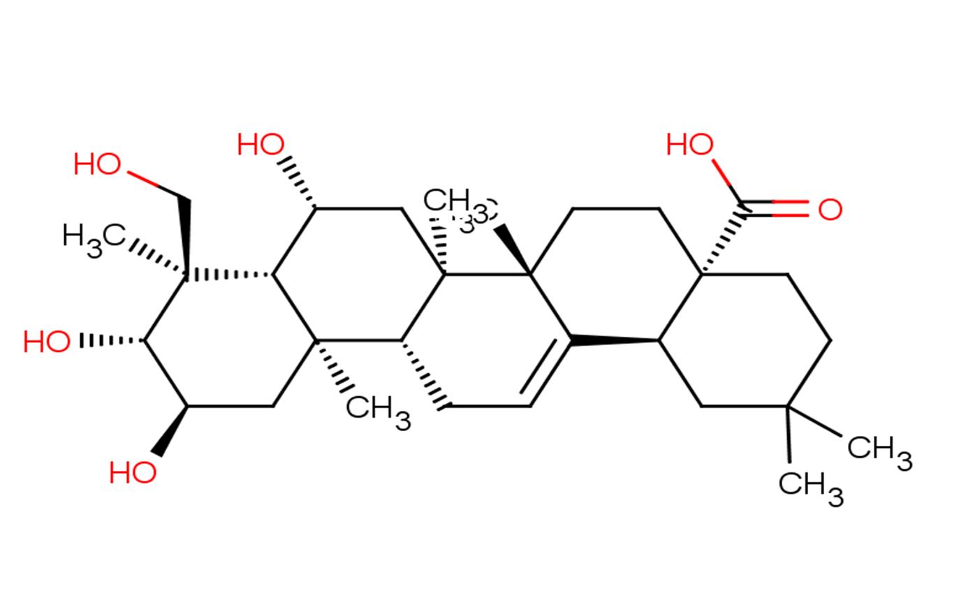 Terminolic acid