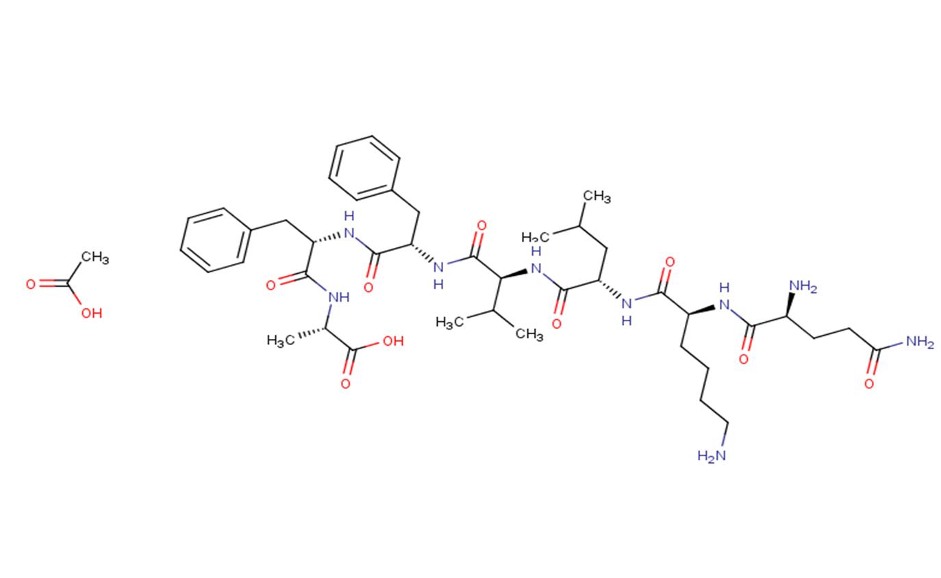 -Amyloid 15-21 acetate
