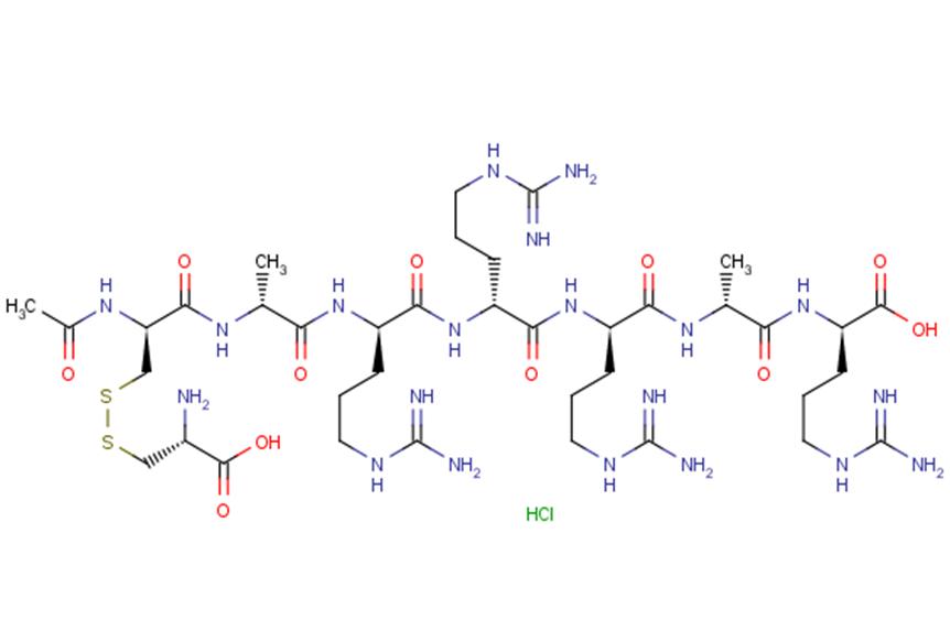 Etelcalcetide hydrochloride (1262780-97-1 free base)