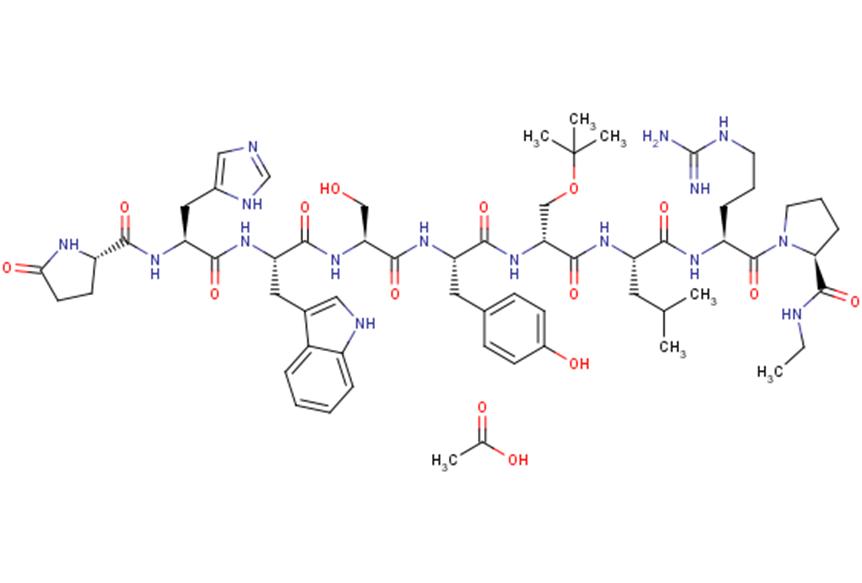 Buserelin Acetate (57982-77-1 free base)