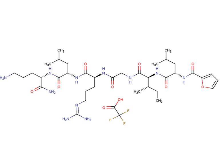 2-Furoyl-LIGRLO-amide TFA(729589-58-6 free base)