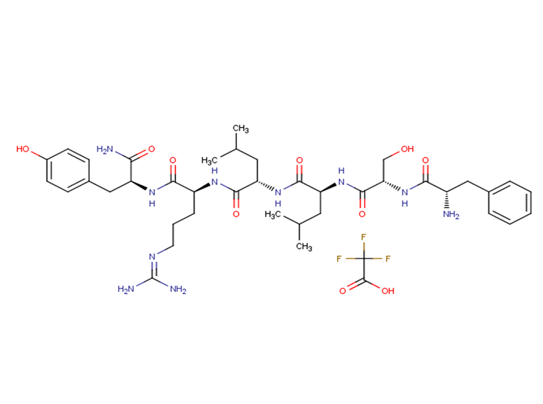 FSLLRY-NH2 TFA(245329-02-6 free base)