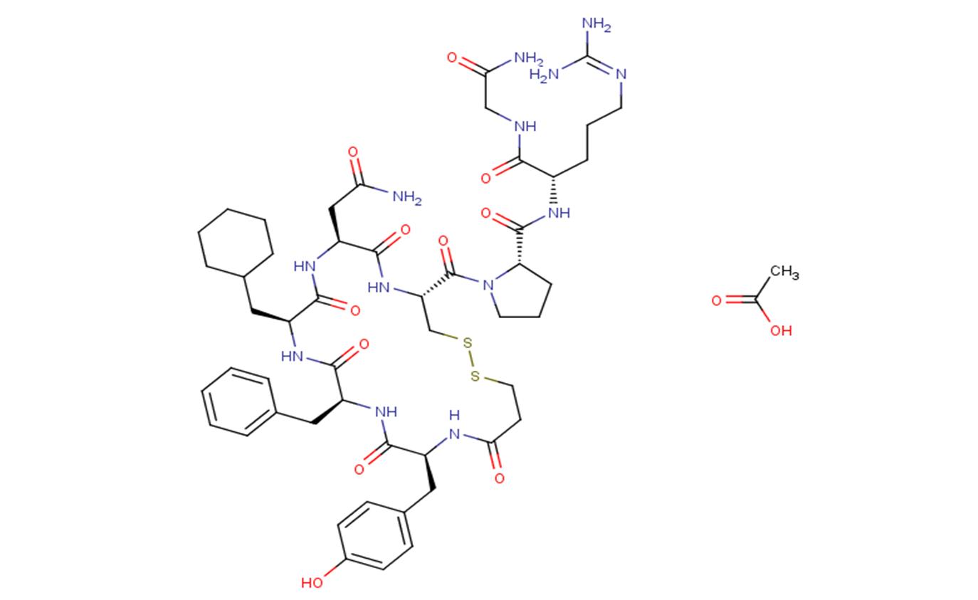 d[Cha4]-AVP acetate(500170-27-4 free base)