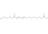 13-Oxo-9E,11E-octadecadienoic acid