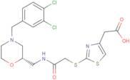 CCR3 antagonist 1