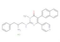 AMG-548 hydrochloride (864249-60-5 free base)