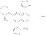 Elimusertib hydrochloride(1876467-74-1 free base)