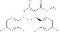 Bay 41-4109 (less active enantiomer)