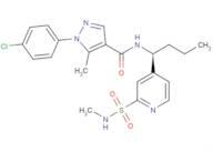 CCR1 antagonist 7