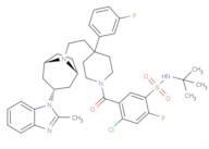 CCR5 antagonist 1