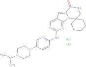 Lerociclib dihydrochloride