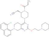 KRas G12C inhibitor 4
