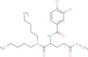 Lorglumide sodium salt