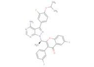 Umbralisib R-enantiomer