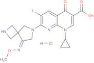 Zabofloxacin hydrochloride