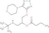 (RS)-Butyryltimolol