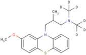 (±)-Methotrimeprazine (D6)