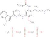 AZ7550 Mesylate (1421373-99-0 free base)