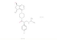 Ipatasertib dihydrochloride