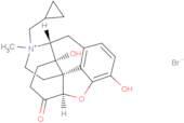 Methylnaltrexone bromide