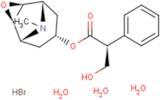 Scopolamine HBr trihydrate