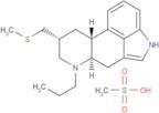 Pergolide mesylate salt