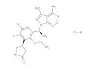 Parsaclisib HCl