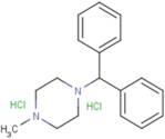 Cyclizine dihydrochloride