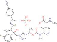 Isavuconazonium sulfate