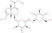 Genipin 1--D-gentiobioside